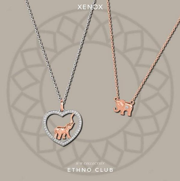 Halskette Ethno